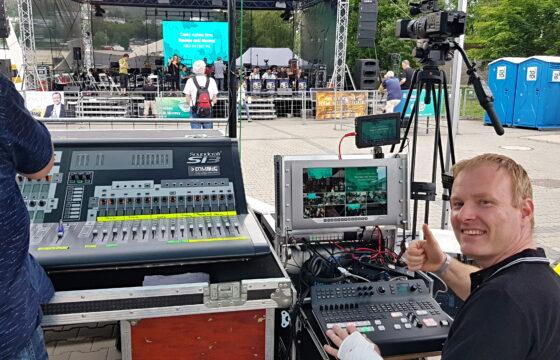 1.6.2019 - Koncert k 95. narozeninám Českého rozhlasu Brno - koncert na brněnské přehradě, přímý přenos | AVIDIS
