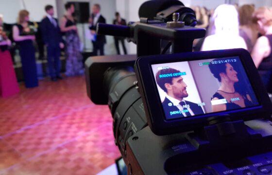 Natáčení plesu Olympioniků 2020 v hotelu International v Brně. | AVIDIS