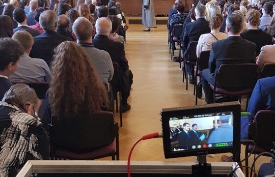 On-line přenos promocí na Fakultě stavební Vysokého učení technického v Brně. | AVIDIS