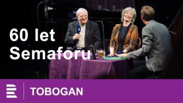 Pořad Tobogan, Speciál k60.výročí Semaforu sJiřím Suchým a Jitkou Molavcovou | AVIDIS