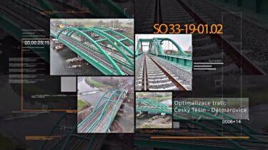 Železniční most – Karviná