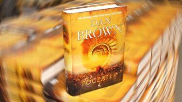 CPI Moravia Books: Dan Brown – POCZATEK | AVIDIS