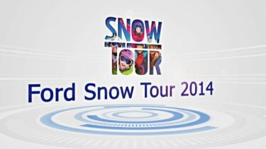 Ford Snow Tour