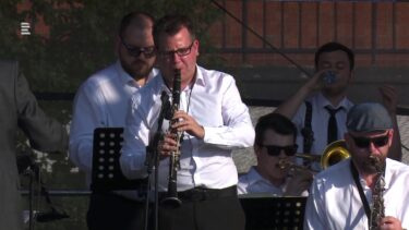 Big Band Gustava Broma – koncert na BVV vrámci festivalu RE:PUBLIKA | AVIDIS