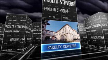VUT FAST vBrně: Slavnostní otevření rekonstruovaného areálu Fakulty stavební VUT vBrně