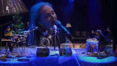 Bára Basiková a Blue Cimbal